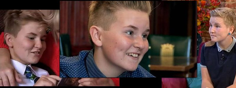 Trans Kid's Story 'My Life: I Am Leo' to Air on U.K.'s CBBC November 17th