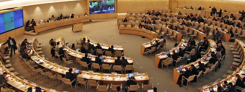 UN Rights Council Passes Landmark Resolution on Anti-Gay Bias
